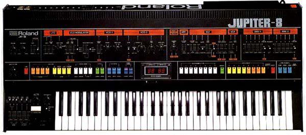 Synthmuseum com - Roland : Jupiter-8